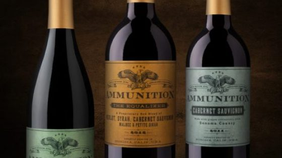 ammunition wines
